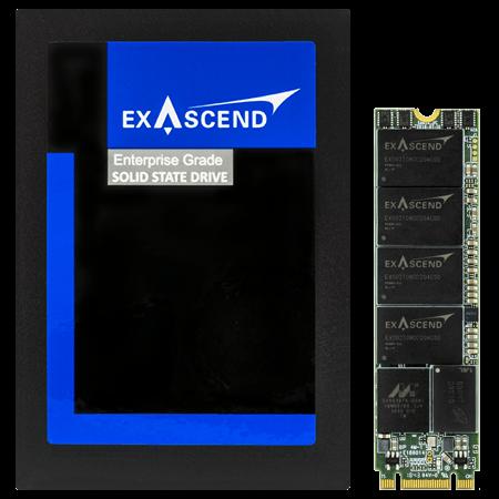 Exascend's SE series of enterprise-grade SSDs