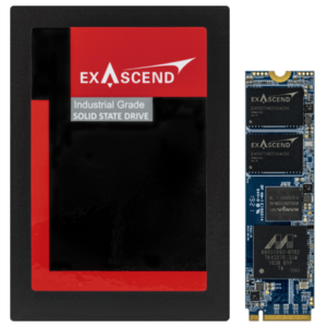 Exascend's PI series of enterprise-grade SSDs