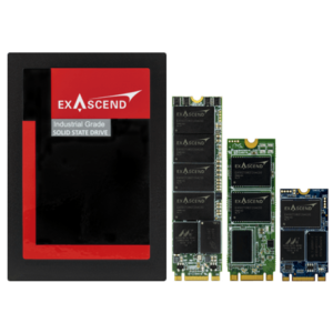 Exascend's SI3 series of enterprise-grade SSDs