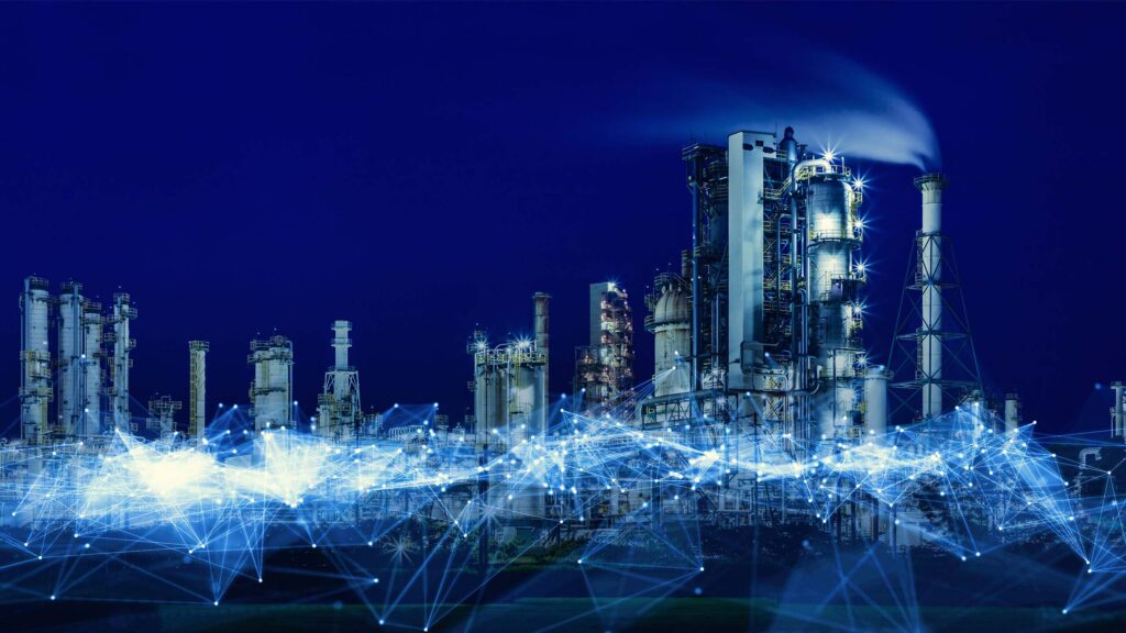 Industrial environment made smarter with modern telecom solutions