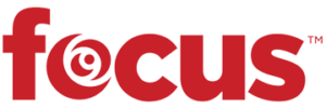 Logo of Focus Camera, an online retailer that stocks Exascend products