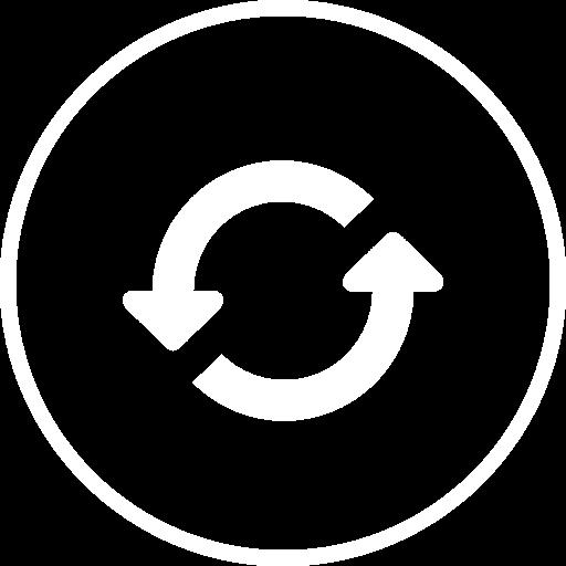 Logo representing Exascend's Data Retention Plus technology