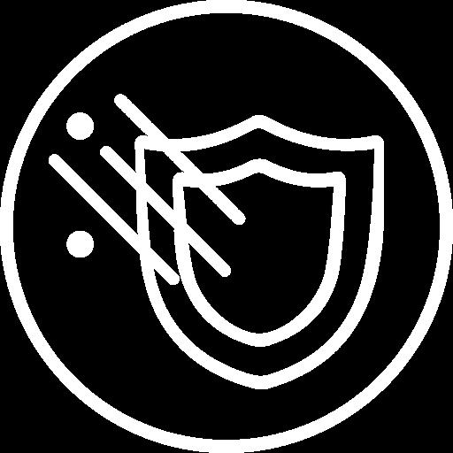 Logo representing Exascend's Neutron Shield technology